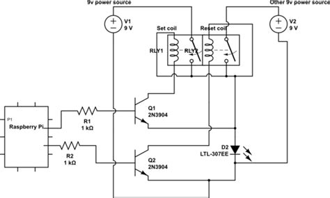 Can Latching Relay Make The Switch Coil