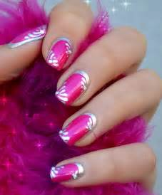 Creative pink nail designs for women design ideaz