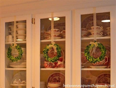 decorating kitchen cabinet doors dapper dressed animals gather whimsical tablescape 6487
