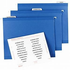 avery laser inkjet hanging file folder inserts 1 3 tab 3 With file folder tab inserts
