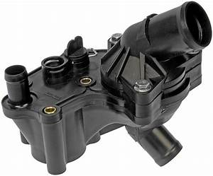 Ford Explorer 4 0l Engine Coolant Thermostat Housing