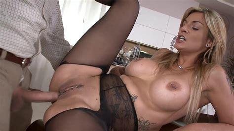Blonde Pornstar Having Deep Anal Sex Xbabe Video