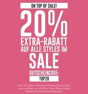 One De Gutschein : buffalo bis zu 50 rabatt im sale 20 extra rabatt ~ Watch28wear.com Haus und Dekorationen