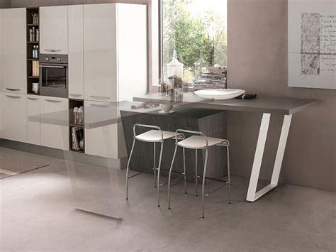 mesas de cocina  accesorio fundamental davinia cocinas