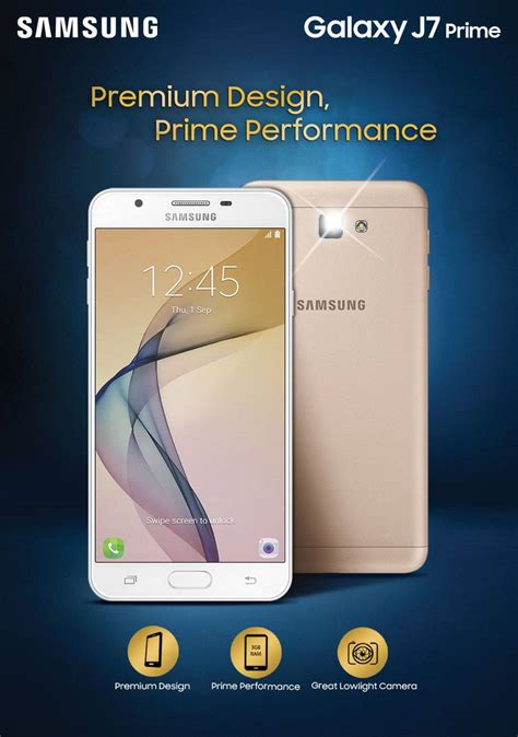 samsung galaxy  prime launched   philippines