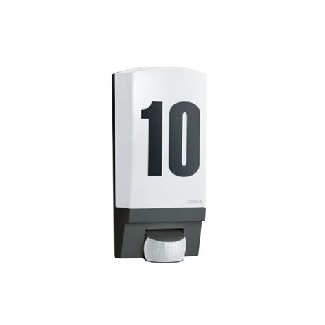 1 light outdoor wall security light by steinel steinel sensor lighting steinel sensor lighting l 1 wall