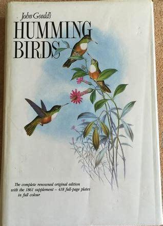 john goulds hummingbirds  john gould