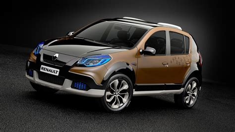 sandero renault stepway renault sandero stepway concept features photos