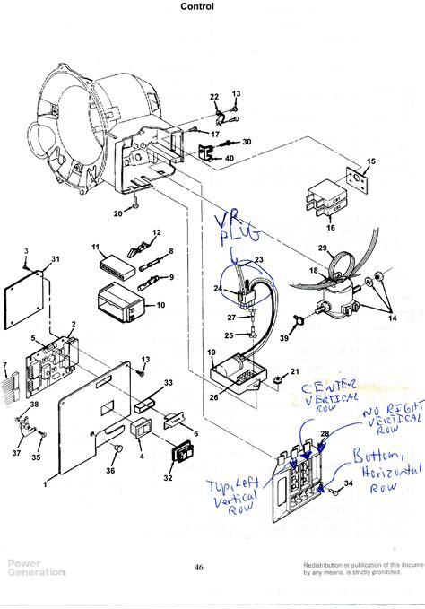 Honda Em6500sx Generator Wiring Schematic by Honda Es6500 Generator Wiring Diagram Wiring Diagram