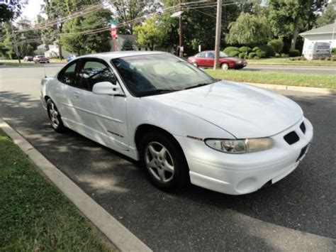 1997 Pontiac Grand Prix Gt by Sell Used 1997 Pontiac Grand Prix Gt Coupe 2 Door 3 8l