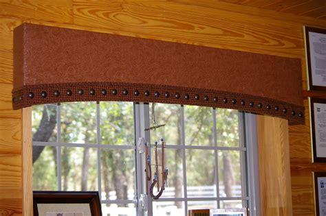 rusticwestern cornice board window treatments