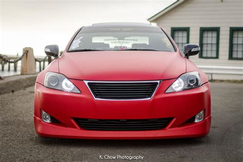 red lexus is 250 2006 ca 2006 lexus is250 manual show car page 2 clublexus