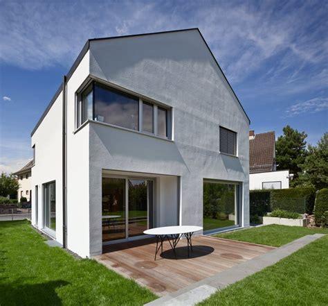 Moderne Häuser Fenster by Gartenansicht Mit Terrasse H 228 User Hofbauer