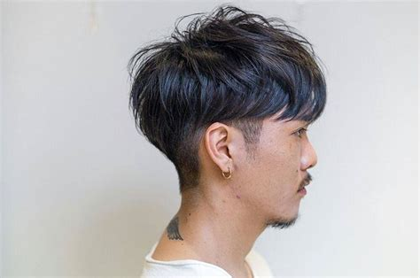 New On The Block Hairstyle by Heard Of The Korean Two Block Haircut But Not Sure What It