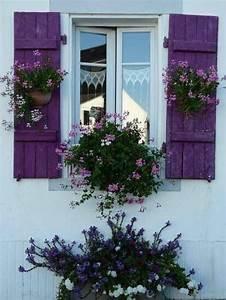 Welche Farbe Hat Das Weiße Haus : die fensterl den die romantische bekleidung der fenster ~ Lizthompson.info Haus und Dekorationen