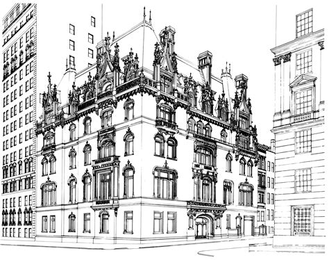 buildings drawings drawings art gallery