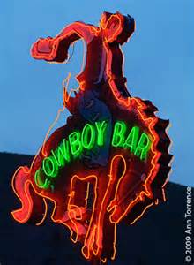 Cowboy Bar Jackson Hole Wyoming