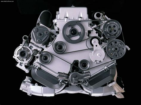 Martin V12 Engine by Aston Martin Vanquish S V12 Picture 55 Of 58 Engine My