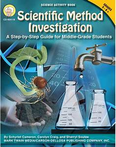 Scientific Method Investigations A Step By Step Guide For