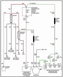 2003 Dodge Ram Wiring Maps - Electrical