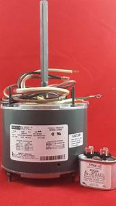 Wiring A Capacitor And Condenser Fan