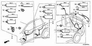 Wire Harness  Driver Door