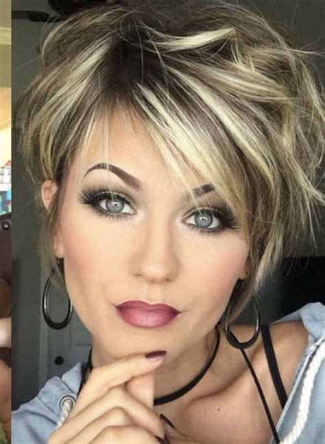 20 Beautiful Short Layered Haircuts for Women Over 50