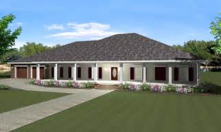 House Plans With Porch All Around Pictures by One Story House Plans With Wrap Around Porch One Story