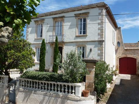 maison a vendre herault maison 224 vendre en languedoc roussillon herault oupia magnifique maison de ma 238 tre t8 dans