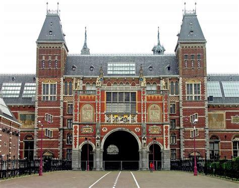 Rijksmuseum In Amsterdam by In Amsterdam Sadler