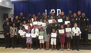 Children Graduate from JPD Citizens' Academy | Jackson ...