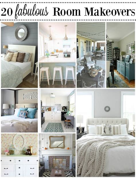 before and after room makeovers 20 fabulous room makeovers before after room reveals the happy housie