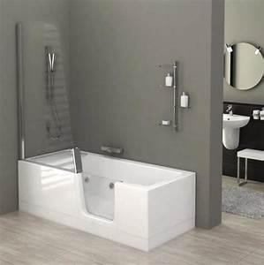 Baignoire douche avec porte pas cher maison design for Baignoire douche avec porte pas cher