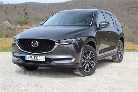 Essai  Mazda Cx5 (2017) Upgrading