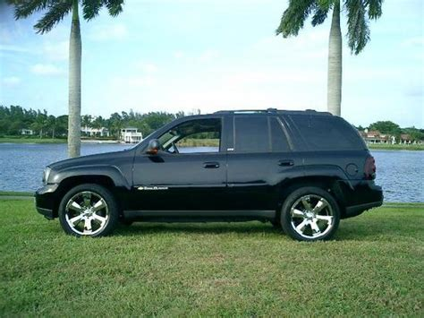 Rimsnsystem 2003 Chevrolet Trailblazer Specs, Photos