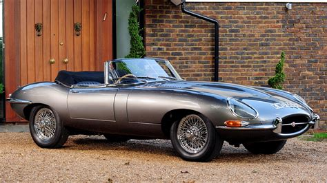 Jaguar E-type Open Two-seater (1961) Uk Wallpapers And Hd