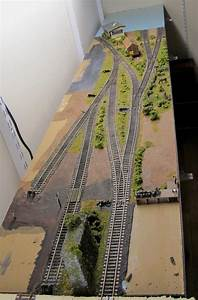 17 Best Images About Model Railroad Trackplans On