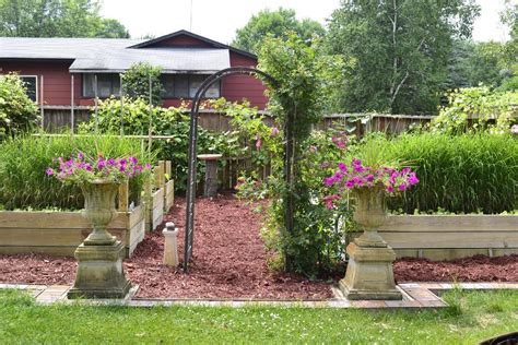 raised garden bed ideas house beautiful design