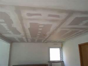 Pistolet Peinture Plafond : doit on tout r enduire avant de peindre un plafond 16 ~ Premium-room.com Idées de Décoration