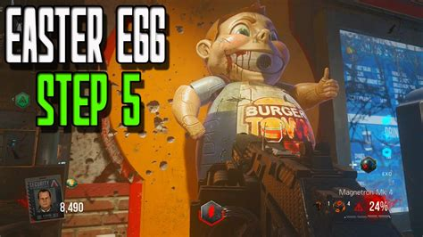 exo zombies infection quot exo zombies quot infection easter egg tutorial step 5