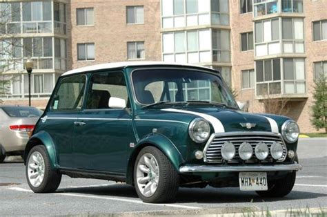 Buy Used Late Model Rover Classic Mini Cooper With Many