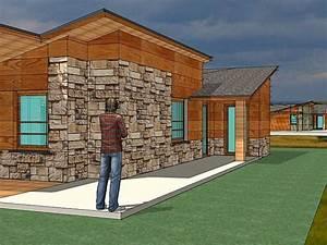 Dřevostavba stavebnice