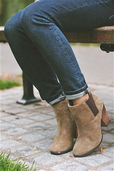 ideas  ankle boots  pinterest shoes boots ankle trend accessories  fall