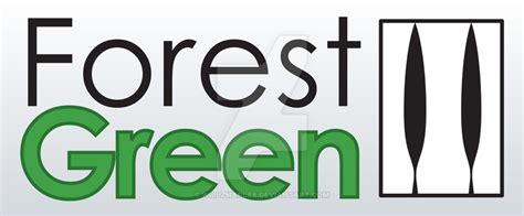 Mock Logo  Forest Green By Willzmarler On Deviantart