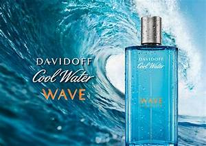 Cool, Water, Wave, Davidoff, Cologne