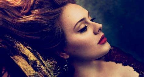 Adele Skyfall Lyric Video
