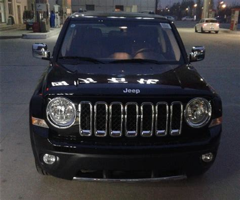 chrome jeep patriot chrome grille grill headlight head l cover for jeep