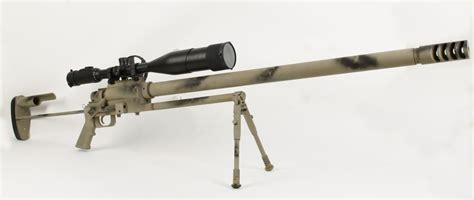 Noreen 50 Bmg by Gun Room Co Mdl Noreen Cal 50bmg Sn 625