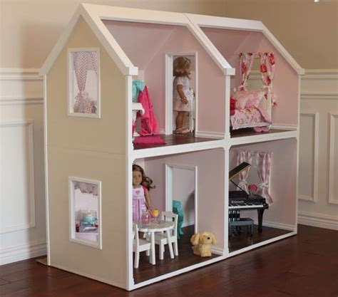 18 doll house of three s craft doll houses for the