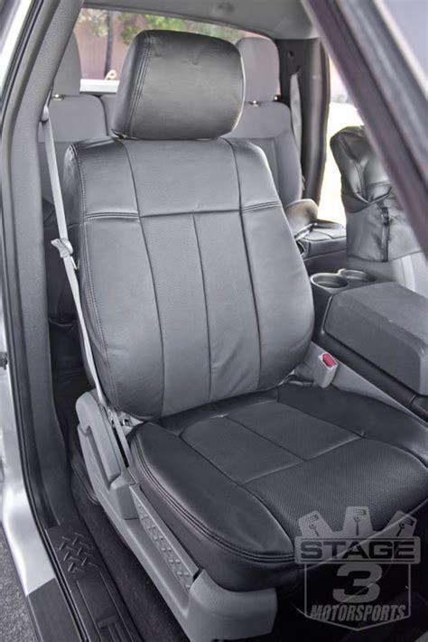 20092014 F150 Clazzio Leather Seat Covers 7201